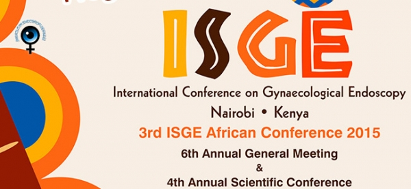 3rd ISGE African Conferance 2015